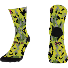 Fluor Yellow Camouflage
