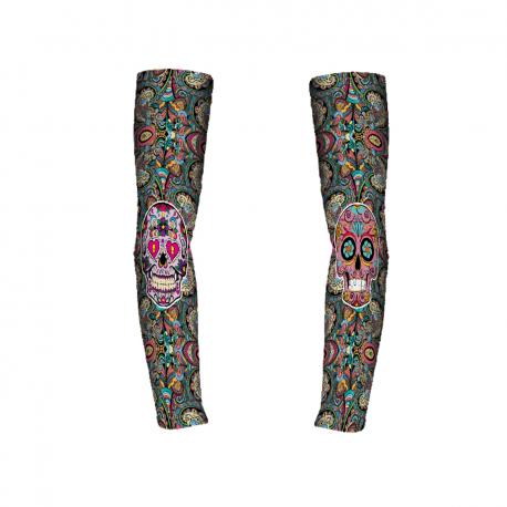 Mexican Skulls Sleeve