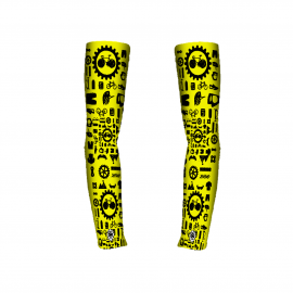 Bike Parts Sleeve Yellow