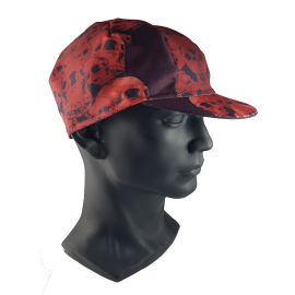 Gorra Calaveras Red