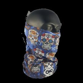 röhrenförmig blau Mexikaner