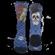 Kilt Skull Azul