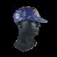 Blue Mexican Cap