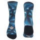 Blue Pyramid Socks