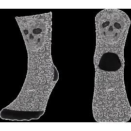 Schädel Mortis V1 Socken