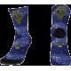 Pavé & Skull Sock